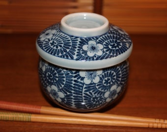 Japanese bowl with lid
