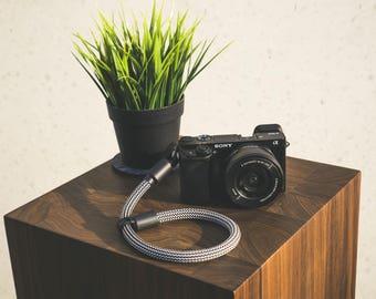 Style Camera Wrist Strap, Rope Camera Strap, Photographer gift, SLR, DSLR Camera Strap, Camera Strap Sling, Nikon strap, Strap for Camera