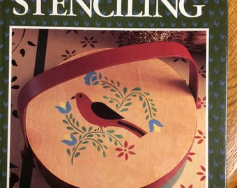 Country Stenciling - Better Homes and Gardens