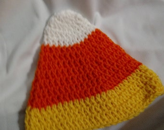 Candy Corn Hat (6-12months) 40% off!
