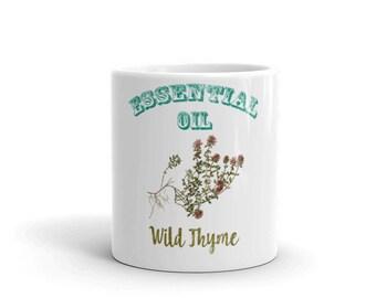 Essential Wild Thyme Mug