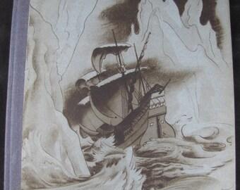 The Rime of the Ancient Mariner // 1938, 1945 Hardback // Samuel Coleridge Illustrated Edition