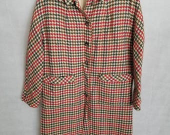 Elegant Women's 1940s Adelaide, Inc. Wool Coat Size M
