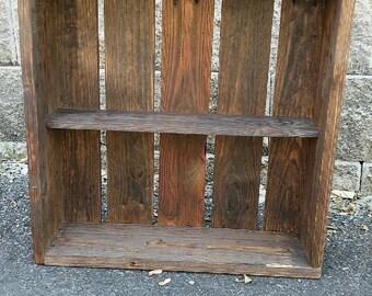 Pallet Crate Shelf