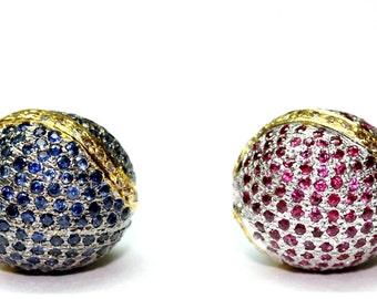 Ruby Sapphire Ball