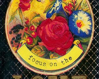 Focus on the Love ArtPrint