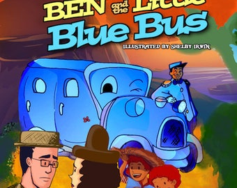 Ben and the Little Blue Bus