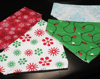 Over the Collar Double Sided Bandanas