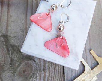 Earrings are made of Rainbow (BoA25)