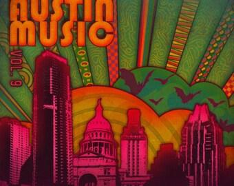 Austin Music Vol. 9 – Various Artists