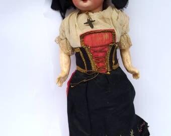 Doll from SFBJ Alsatian