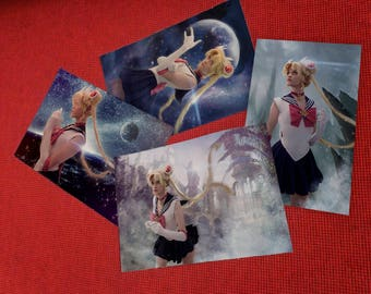 Poster Choice - Sailor Moon (Sailor Moon) -