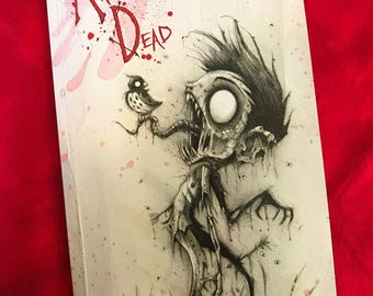 Aweful Dead art book
