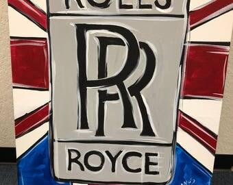 Rolls Royce, British Theme