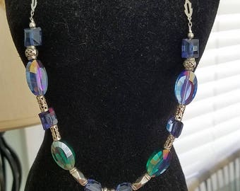 Art Deco Beaded Necklace