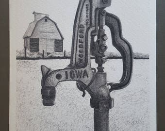 The Water Pump