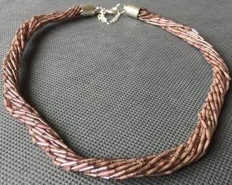 Choker necklace, ethnic jewelry