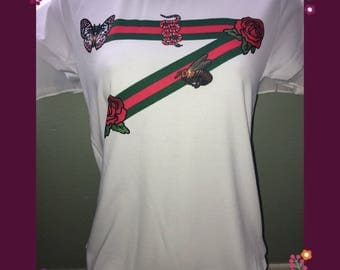 Gucci look  fashion t-shirt