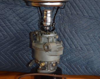 GM 6 Cylinder Carburetor Lamp