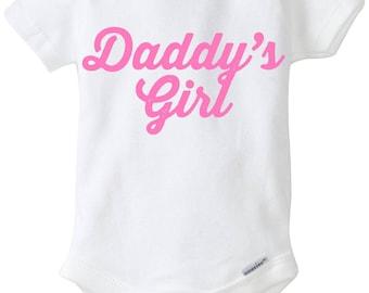 Daddy's Girl Baby Onesie