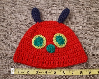Very Hungry Caterpillar Baby/Infant Hat