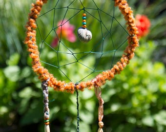 Dream Catcher From Nature