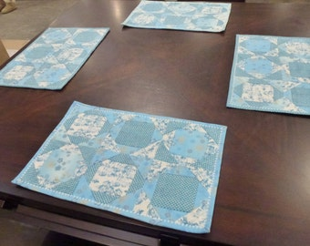 Patchwork Placemats set of 4