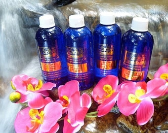 "Vitality"" Shampoo for Normal to Dry Hair or ""Balance"" Shampoo  for Oily Hair, Natural Aroma"