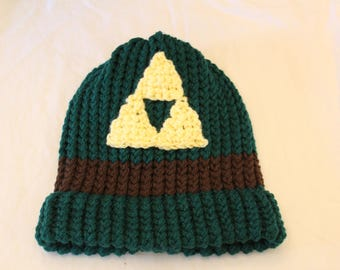 Legend of Zelda Triforce Beanie