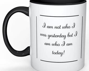 Mug - I am not