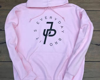 Jack Paul Its Everyday Bro Hoodie (Black Logo)