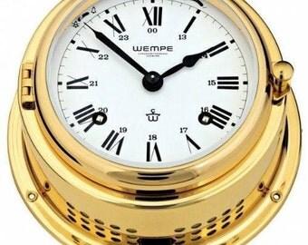 Glasenuhr/Striking Clock [Wempe] mechanical Ø150mm Bremen II-Antique