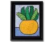Succulent Art - Succulent...