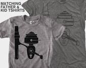 Fishing, Father Son Matching Shirts, Matching Shirts, Dad & Baby Matching Shirts, Father Daughter Matching Shirt, Dad Daughter, Fishing Reel