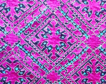 Swat Valley tribal embroidered skirt /textile CLEARANCE