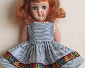 Original Dress for 16 Inch P-91 Ideal Toni