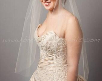 Bridal Veil Single Layer, Wedding veil