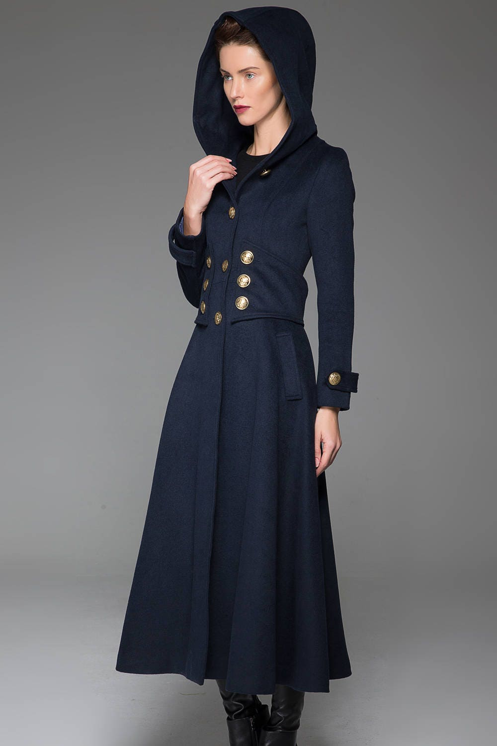 Find womens navy blue coat at ShopStyle. Shop the latest collection of womens navy blue coat from the most popular stores - all in one place.