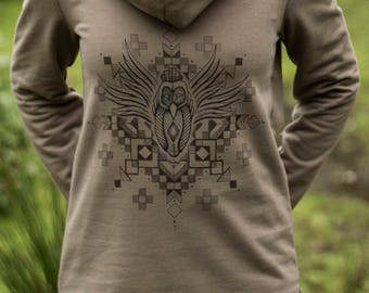 Females Island Catalyst Scrunch Neck Hoodie