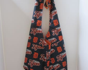 Detroit Tigers Reversible Tote Bag,  Market bag, Laptop bag