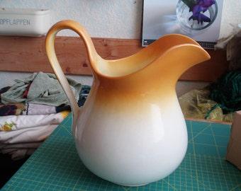 Unique old-time jug