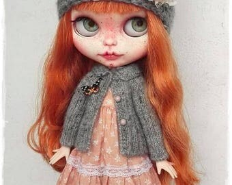 ALONDRA  Blythe custom doll by Antique Shop Dolls