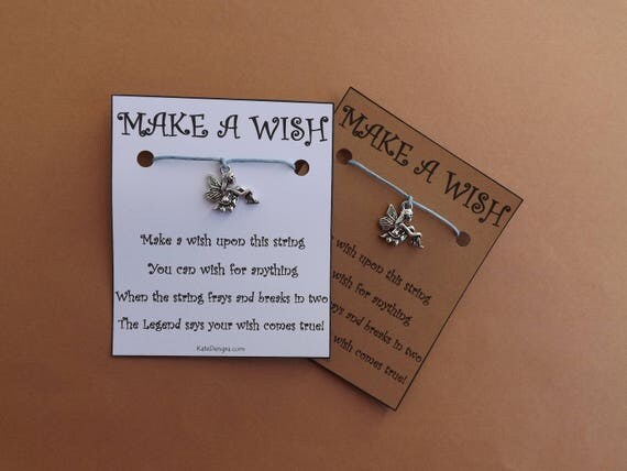 Fairy Wish Bracelet by Kate Dengra