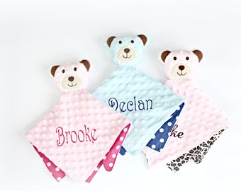 Personalized baby girl clothes and baby boy clothes by sassylocks security blanket baby blanket personalized blanket newborn baby blanket personalized baby blanket cuddle newborn personalized baby negle Gallery