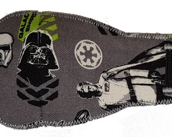 Darth Vader - Eye-Lids - kids eye patches - soft, washable eye patches for children and adults