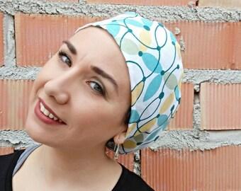 Women Scrub Hats, Surgical caps, doctors, surgeons, dentists, nurses, chefs, veterinary students