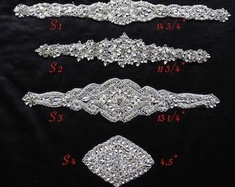 Pick Your Sparkling Wedding Sash