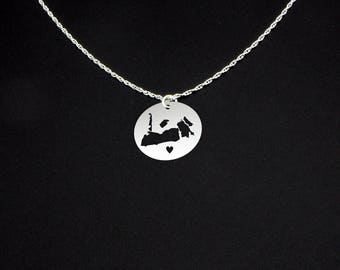 Key West Necklace - Key West Jewelry - Key West Gift