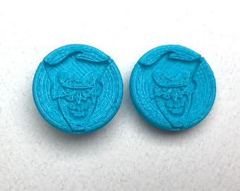 Fandom Caps for Fidget Spinners - Joker - Comfort Cap Style 3D printed toy