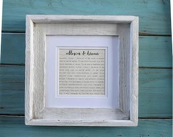 Gift for newlyweds   Etsy